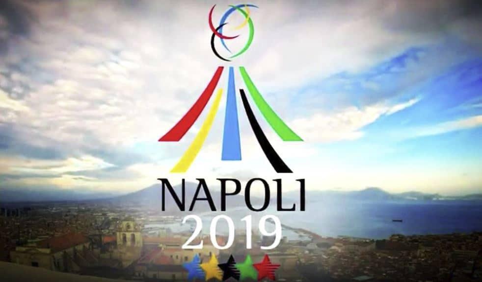 Universiadi Napoli 2019